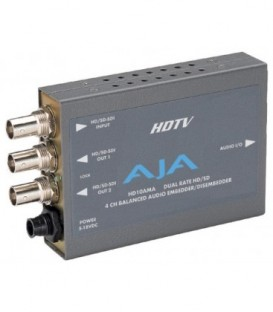 CONVERTER 4 CHANNEL ANALOG EMBEDDER