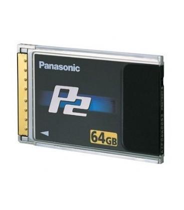 PANASONIC AJ-P2E064XG P2 CARD