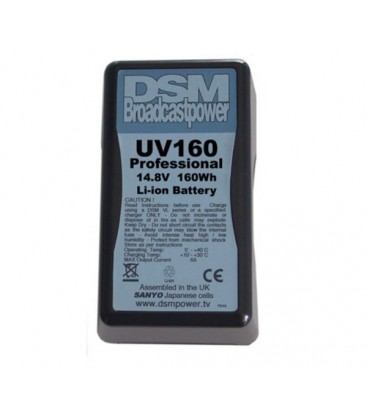 DSM UV160 BATTERY (V-LOCK)