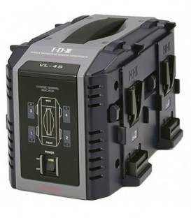 IDX VL-4S 4 CHANNEL CHARGER (V-LOCK)