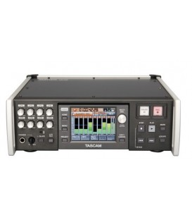 Tascam HS-P82 - 8-Channel Field Audio Recorder
