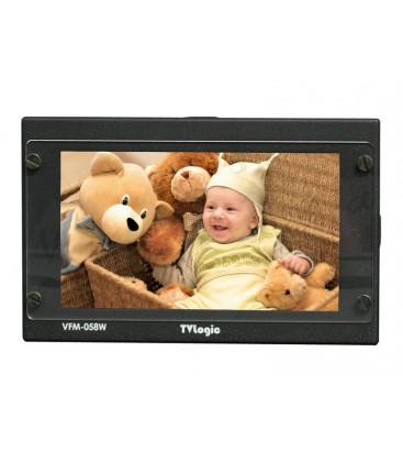 "TV LOGIC 058W - 5.6"" monitor"