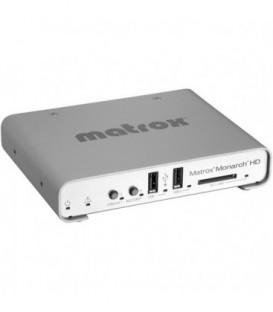 MATROX MONARCH HD VIDEO STREAMER