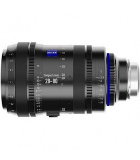 ZEISS COMPACT ZOOM 28-80MM T/2.9 (PL)