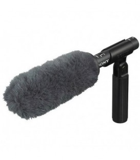 SONY ECM-VG1 ON CAMERA MICROPHONE (XLR-3)