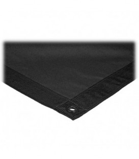 MATTHEWS 6FT X 6FT SOLID BLACK