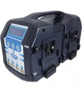 BLUESHAPE CVS8X BATTERY CHARGER (V-LOCK)
