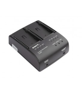 SWIT S-3602F - Charger for Sony NP-Fxxx