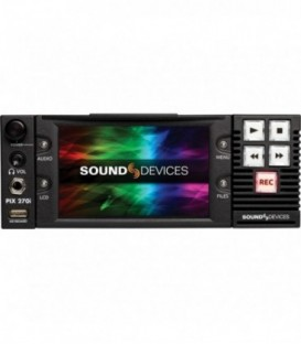 SOUND DEVICES PIX 270 - Video recorder