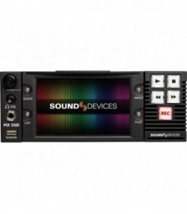SOUND DEVICES PIX 250 - Rack mount video recorder