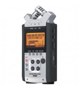 ZOOM H4N PORTABLE AUDIO RECORDER (XLR3 - JACK 3.5MM)