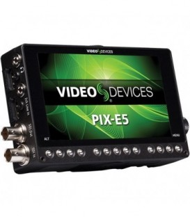 "SOUND DEVICES PIX E5 MONITOR / RECORDER (5"")"