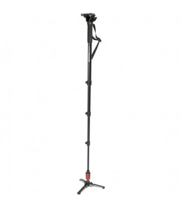 MANFROTTO MN 560B-1 - Monopod fluid video head