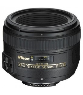NIKKOR 50mm f1.4