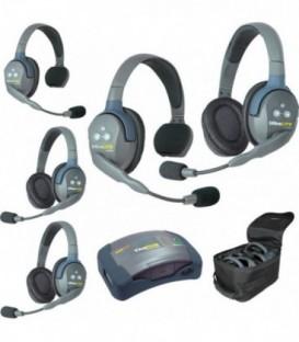 EARTEC HUB-5 - 5 Position intercom kit