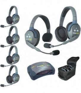 EARTEC HUB-6 - 6 Position intercom kit