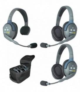 EARTEC ULTRALITE - 3 - 3 Position intercom kit