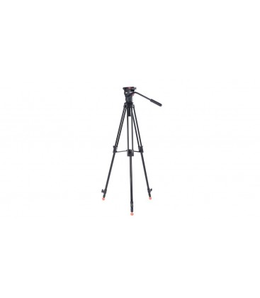 CAMGEAR DV6P VIDEO TRIPOD (75MM)