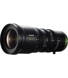 FUJINON CINE ZOOM 18-55MM T2.9 (E)