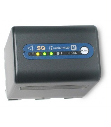SONY NP-QM91 - Battery Lithium pack