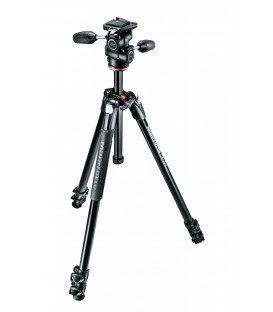 MANFROTTO MN 804RC2/290 - Photo tripod kit