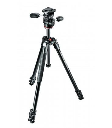 MANFROTTO MN 804RC2/290 - Photo tripod kit