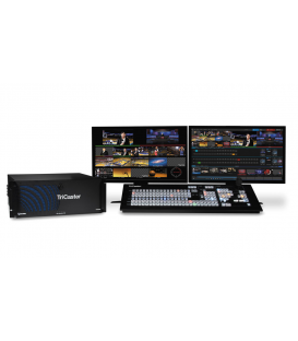 NEWTEK TRICASTER 8000 VIDEO MIXER
