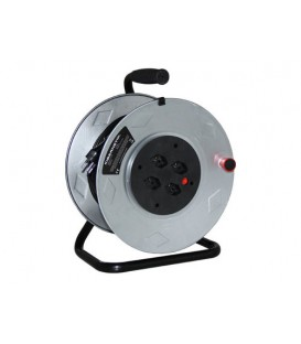 ELECTRIC CABLE DRUM T13 - 25m