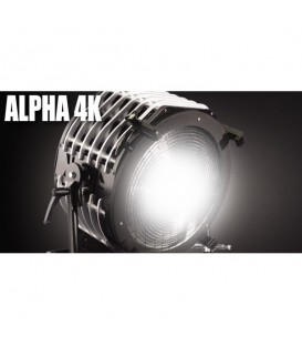 K5600 ALPHA 4 HIGH SPEED KIT - HMI Fresnel / Openface