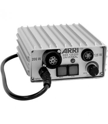 ARRI 125 POCKET BALLAST DC 20-36V