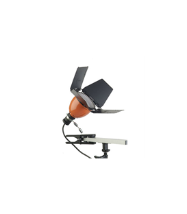 IANIRO PINZA CLAMP LIGHT 500W - Tungsten Openface