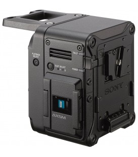 SONY AXS-R7 - RAW RECORDER
