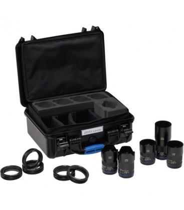 ZEISS LOXIA LENS BUNDLE - FE Mount set of lens