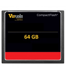 COMPACT FLASH CARD 64GB