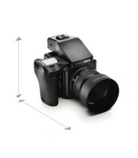 PHASEONE XF WITH PRISM VIEWFINDER