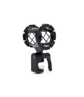 CAMERA AC MICROPHONE SHOCK MOUNT