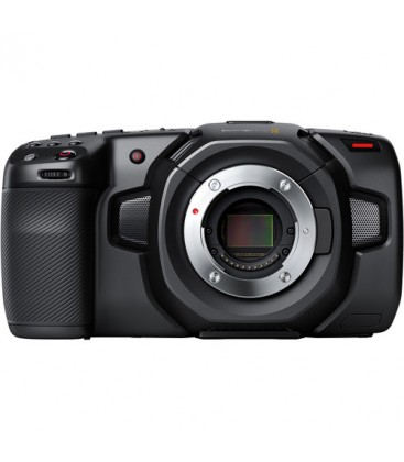 BLACK MAGIC POCKET CAMERA BODY 4K (M4/3)