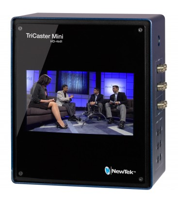 NEWTEK TRICASTER MINI SDI VIDEO MIXER