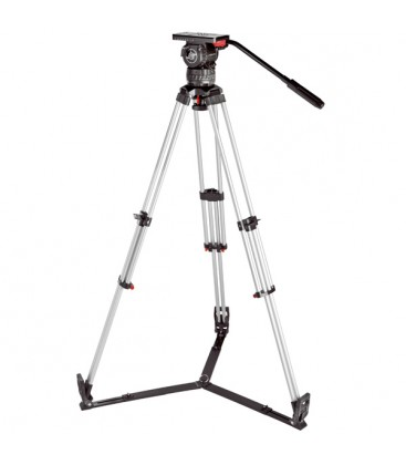 SACHTLER DV12 VIDEO TRIPOD KIT (100MM)