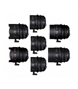 SIGMA LUMINOUS 7 PRIMES SET (PL)