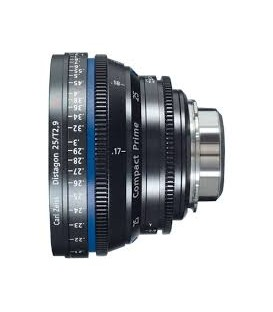 ZEISS COMPACT PRIME CP2 25MM T/2.9 (PL)