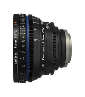 ZEISS COMPACT PRIME CP2 50MM T/2.1 (PL)