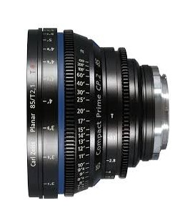ZEISS COMPACT PRIME CP2 85MM T/2.1 (PL)