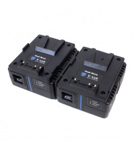 HAWKWOODS VL-MX2 BATTERY CHARGER (V-LOCK)