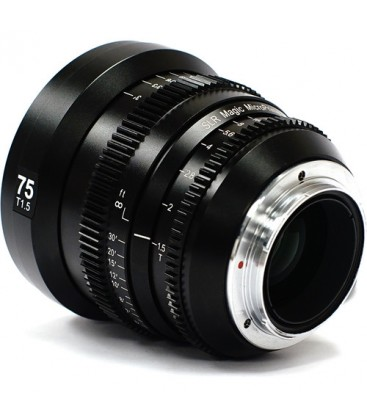 SLR MAGIC MICROPRIME 75MM T1.5 (FE)