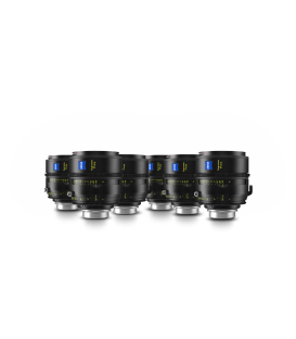 ZEISS SUPREME BASIC 5 LENSES SET (PL)