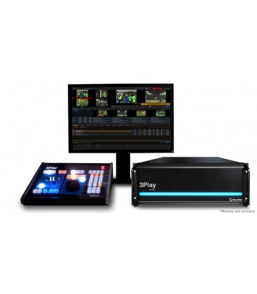 NEWTEK 3PLAY4800 REPLAY AND SLOWMOTION SYSTEM