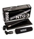 RODE NTG-3 SHOTGUN MICROPHONE (XLR-3)