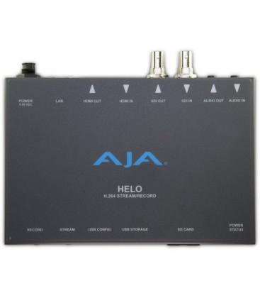 AJA HELO (STREAMER/RECORDER)