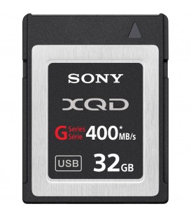 SONY XQD 32GB CARD